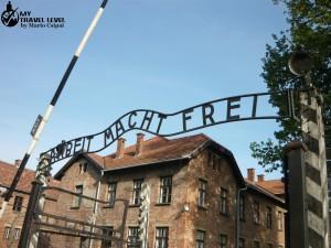 Lagărul de exterminare Auschwitz