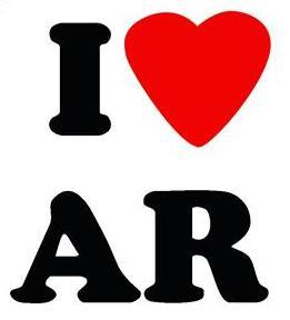 I love Arad